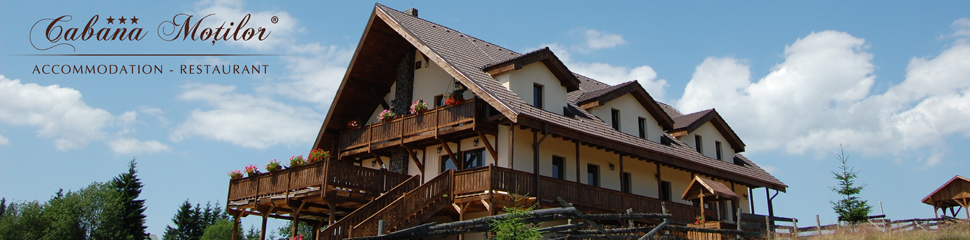Cabana Motilor, Accommodation - Restaurant in Marisel, Apuseni Mountains